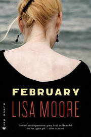 February by Lisa Moore image