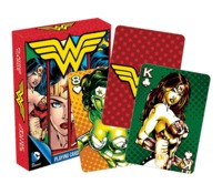 DC Comics: Wonder Woman Playing Cards