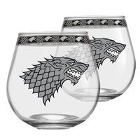 Game Of Thrones Stark Globe Glasses