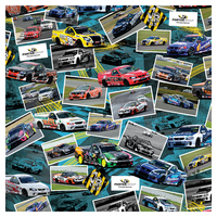 SKINZ Book Cover - Cars