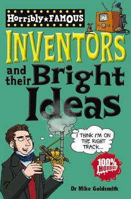 Inventors and Their Bright Ideas by Mike Goldsmith image