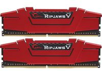 2 x 8GB G.SKILL Ripjaws V 2666Mhz DDR4 Ram - Red