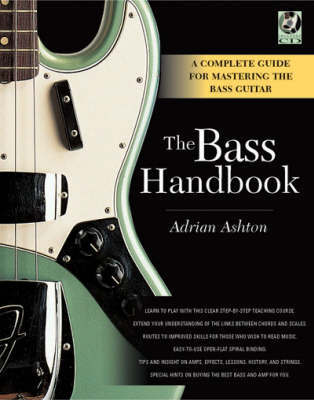 The Bass Handbook by Adrian Ashton
