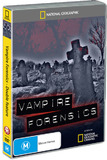 National Geographic: Vampire Forensics (is it Real? Vampires / Vampires in Venice) on DVD