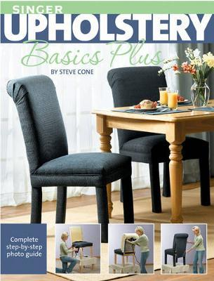 Singer Upholstery Basics Plus by Steve Cone image