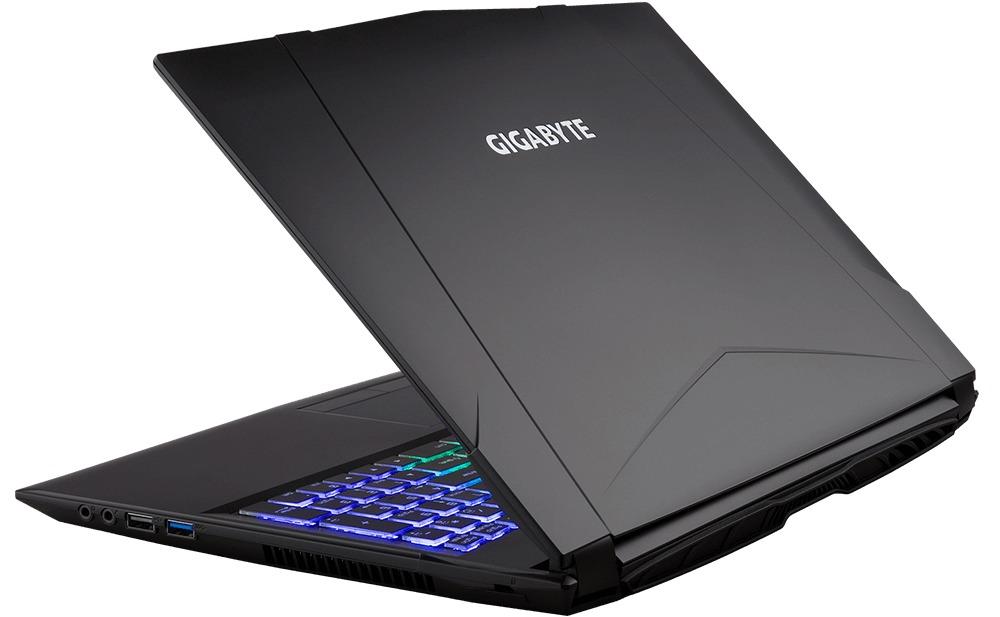 Gigabyte Sabre 15 Gaming Laptop | Intel Core i7-8750H | NVIDIA GTX 1050 4GB | 16GB RAM | 128GB SSD + 1TB HDD | image
