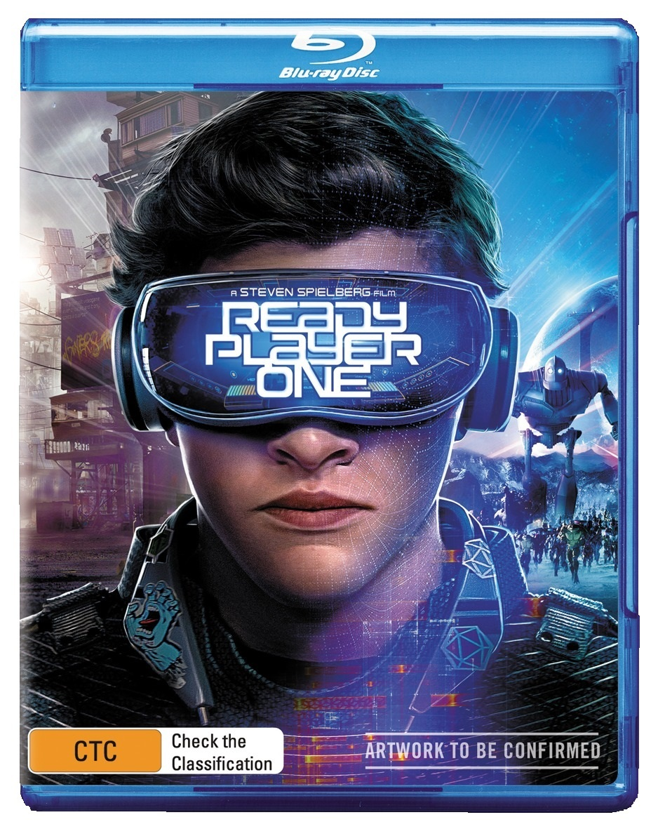 Ready Player One on Blu-ray image