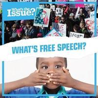 What's Free Speech? by Katie Kawa image
