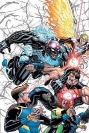 Venom & X-men: Poison-x by Cullen Bunn