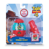 Toy Story 4: Lights & Sounds Spinner (Assorted Designs) image