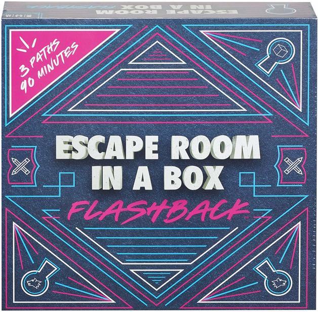 Escape Room in a Box - Flashback