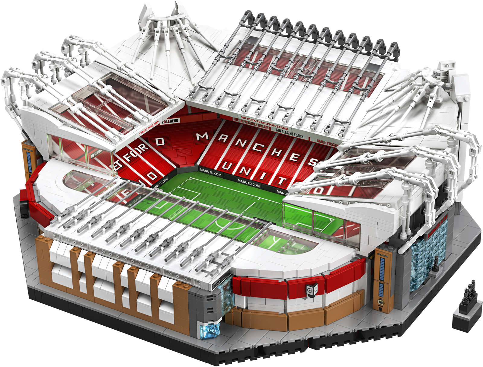 LEGO Creator: Old Trafford Manchester United - (10272) image