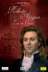 Roberto Alagna - Live in Paris on DVD