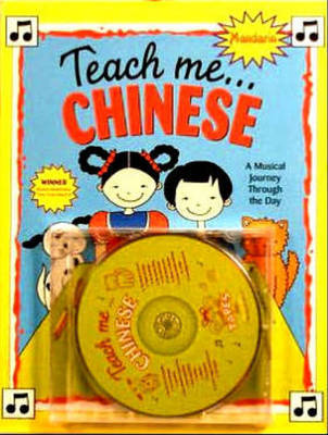Teach Me Chinese by Judy Mahoney