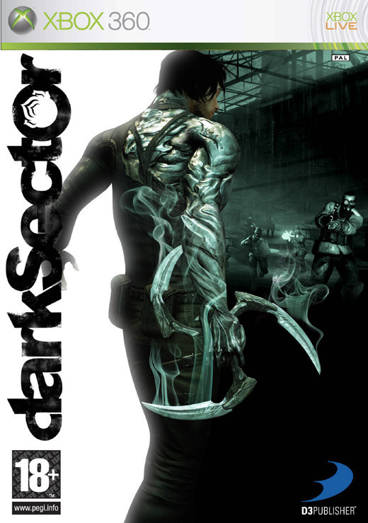 Dark Sector for Xbox 360