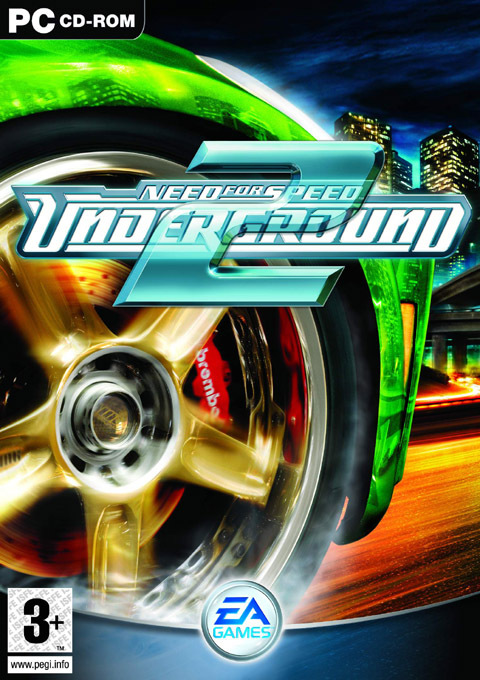Need for Speed Underground 2 (Classics) for PC Games