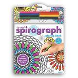 Spirograph Colouring Book & Pencils