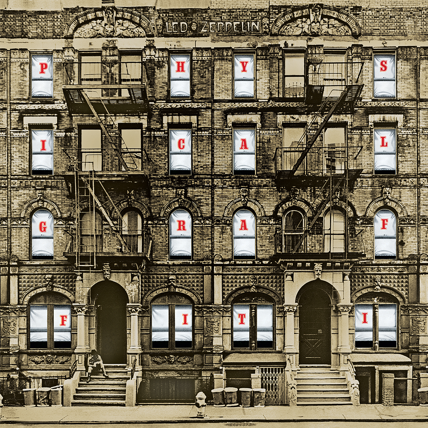 Physical Graffiti (Deluxe Edition) by Led Zeppelin image