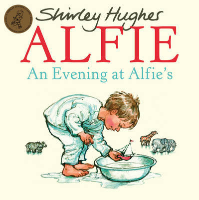 An Evening At Alfie's by Shirley Hughes image