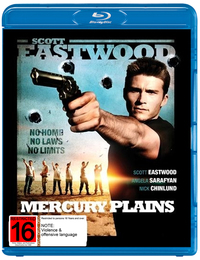 Mercury Plains on Blu-ray