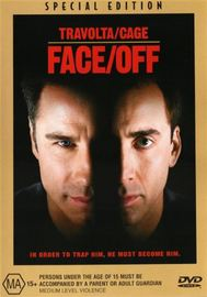 Face Off on DVD image