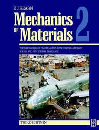 Mechanics of Materials: v. 2 by E.J. Hearn