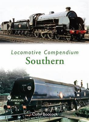 Locomotive Compendium by Colin Boocock image