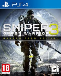 Sniper: Ghost Warrior 3 Season Pass Edition for PS4