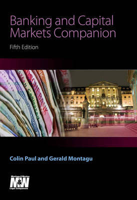 Banking and Capital Markets Companion by Colin Paul