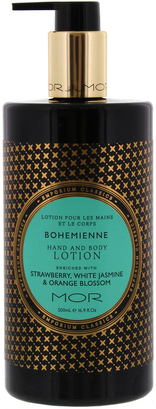 MOR Emporium Classics: Hand & Body Lotion - Bohemienne (500ml)