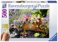 Ravensburger: Summer Bouquet - 500pc Puzzle