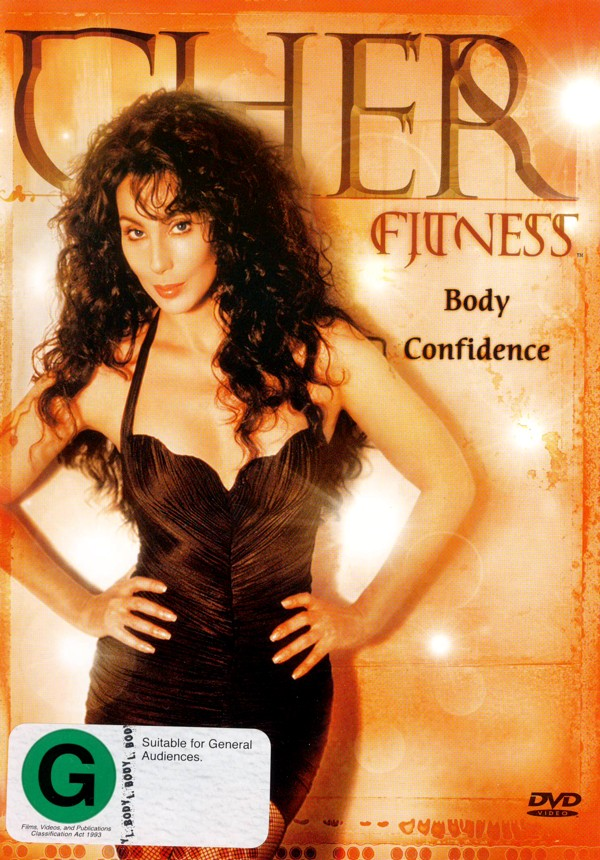 Cher Fitness: Body Confidence on DVD image