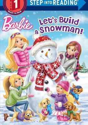 Let's Build a Snowman by Kristen L Depken