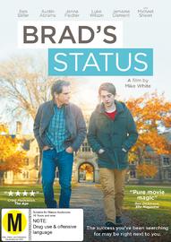 Brad's Status on DVD