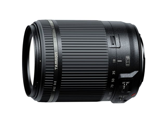 Tamron 18-200MM F3.5-6.3 DI II VC Nikon