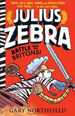 Julius Zebra: Battle with the Britons! by Gary Northfield image