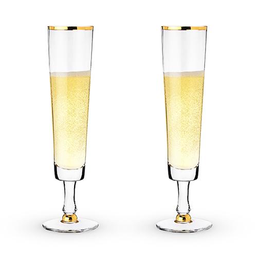 Twine: Wedding Champagne Flute Set