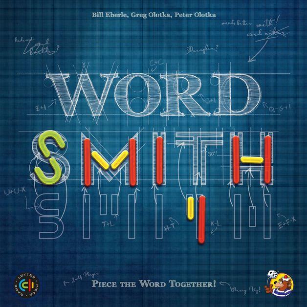 Wordsmith - Board Game