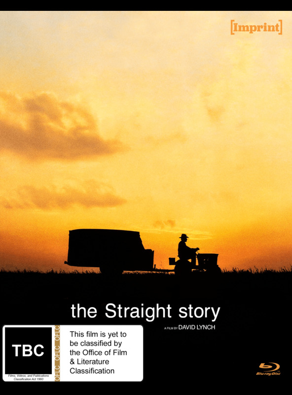 The Straight Story (Imprint Collection #61) on Blu-ray