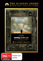 Saving Private Ryan - D-Day 60th Anniversary Commemorative Edition (Academy Award Winning Collection) (2 Disc Set) on DVD