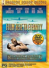 From Here To Eternity on DVD