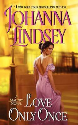 Love Only Once by Johanna Lindsey image