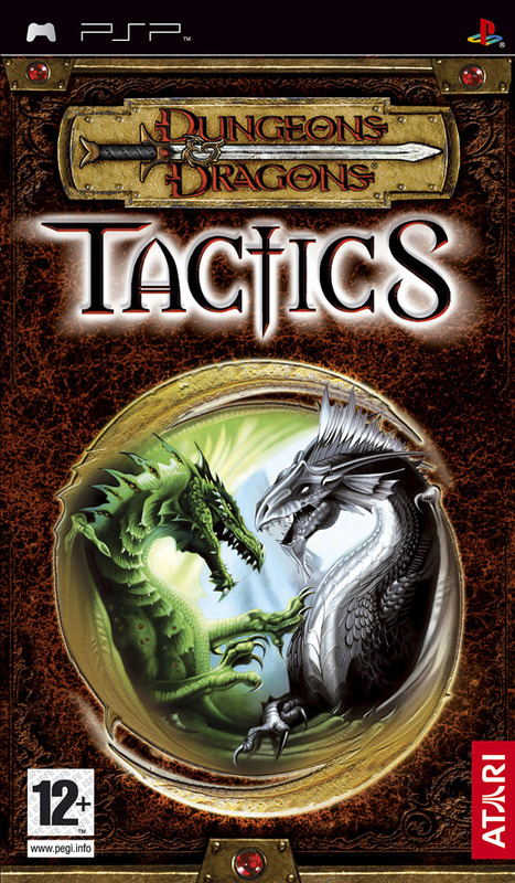 Dungeons & Dragons Tactics for PSP