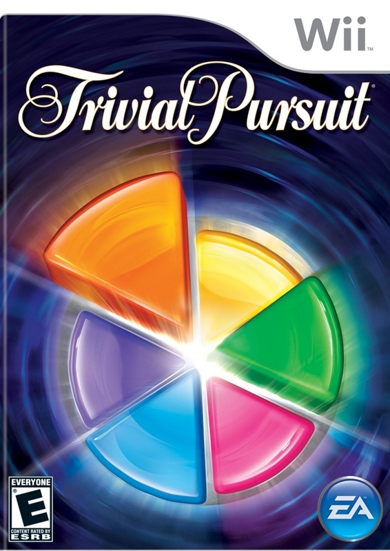 Trivial Pursuit for Nintendo Wii