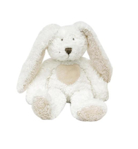 Teddy Cream Rabbit Mini - White