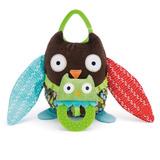 Skip Hop: Zoo Hug & Hide Stroller - Owl