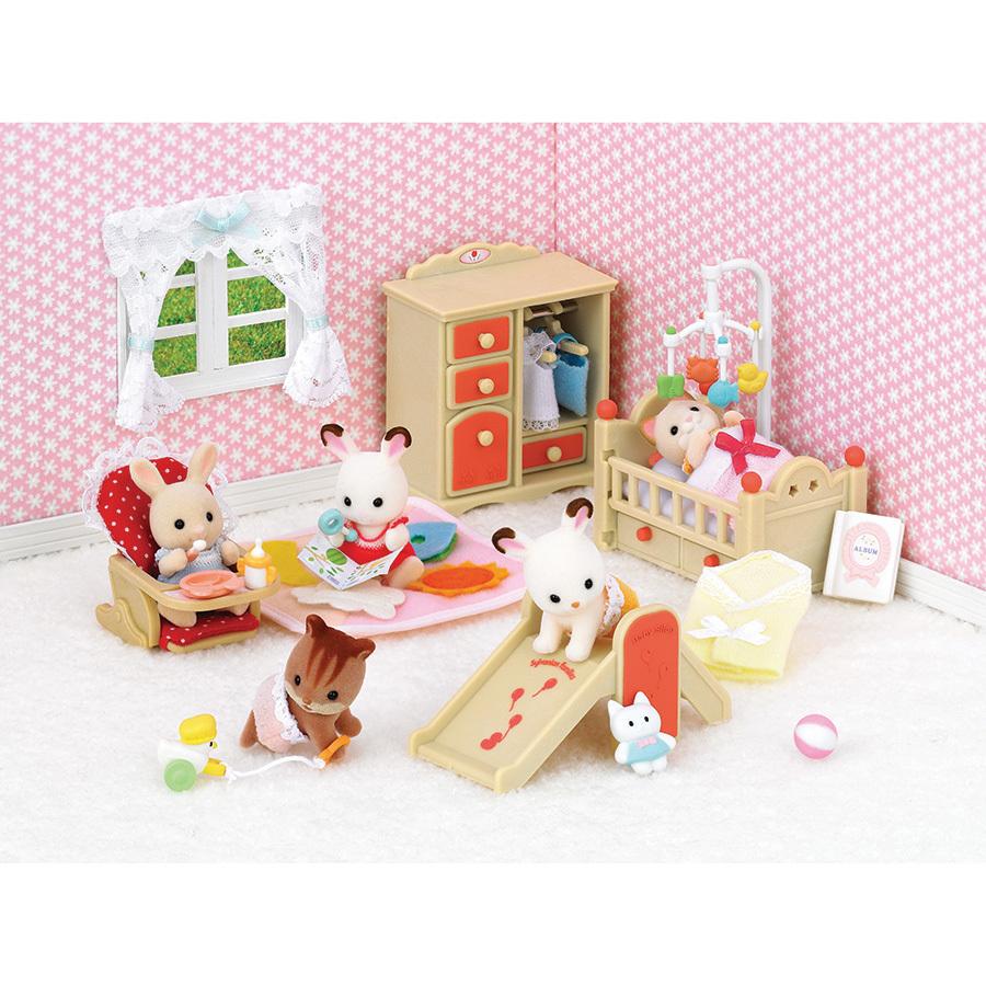 Sylvanian Families: Baby Room Set image