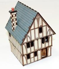 Timber-framed Shop / Dwelling