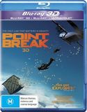 Point Break (2015) 3DBR DVD