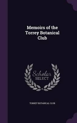 Memoirs of the Torrey Botanical Club